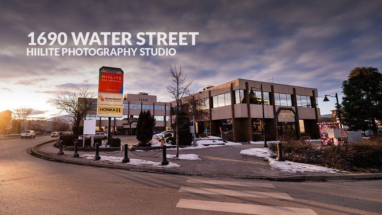 Kelowna Photographer Downtown 1690 Water Street